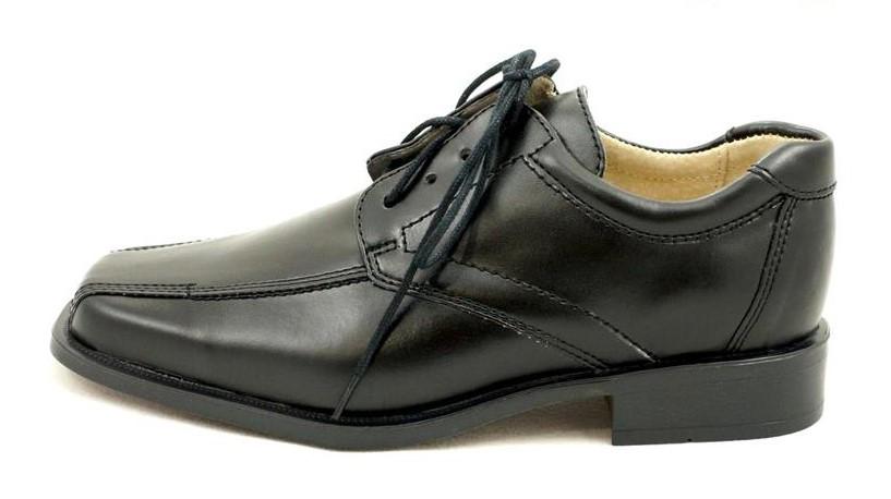 Spoločenská obuv pre chlapcov